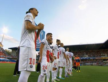 הליגה בצרפת נפתחה עם 1:1 של פ.ס.ז'