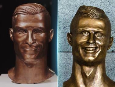 הפסל המושמץ קיבל הזדמנות שנייה