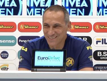 דן גלזר: יש לי שאיפות לצאת לאירופה