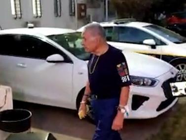 שמעון מזרחי מגיע למשטרה, ישחרר את זהבי?