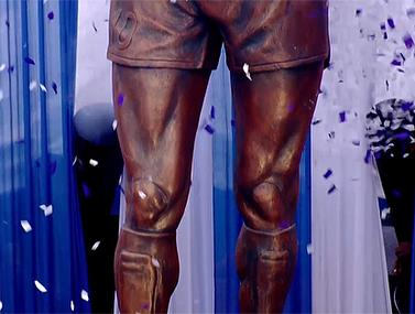 הודו החליטו להשיק פסל בדמותו של כוכב כדורגל גדול