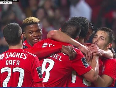 משחק רב שערים מתוך ליגת העל בפורטוגל