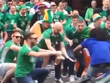 עוד הוכחה ללמה האירים הם הקהל הטוב בעולם