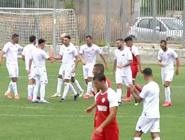 0:3 להפועל חיפה על חדרה במשחק אימון