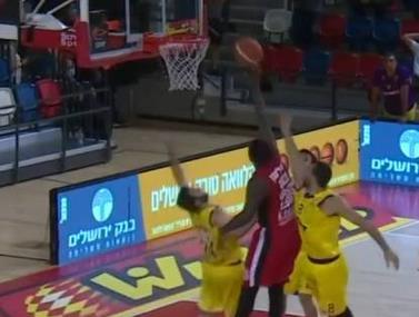 84:86 להפועל תל אביב על חולון במשחק הכנה