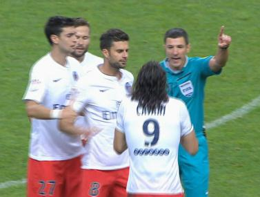 3 אדומים, 4 שערים בלאנס-פ.ס.ז'