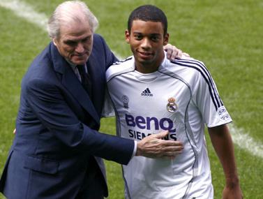 מגנה של ריאל מדריד כבש לפני 10 שנים את שער הבכורה בקבוצה