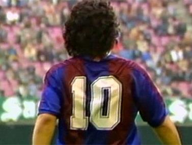 הרבה לפני מסי, היה כוכב אחר מארגנטינה שכבש את עולם הכדורגל