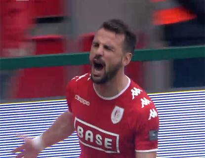 1:1 בין סטנדרד ליאז'  לגנט במשחק צמוד