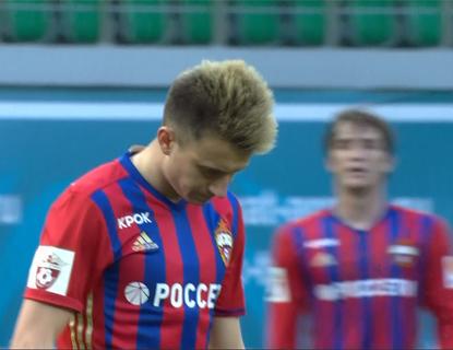 """צסק""""א מוסקבה מנצחת 0:1 את טרק גרוזני"""
