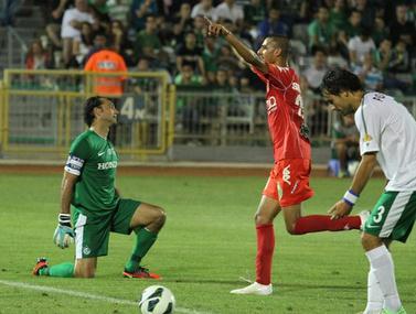 צפו בספורי כובש 0:1 נגד מכבי חיפה