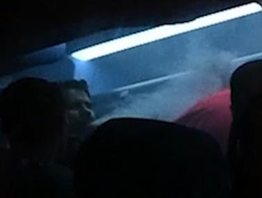 צפו: האם דייגו קוסטה עישן באוטובוס?