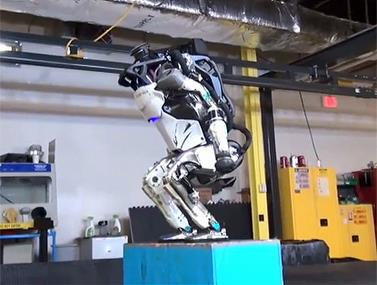 העתיד של עולם הרובוטים נראה קרוב מתמיד