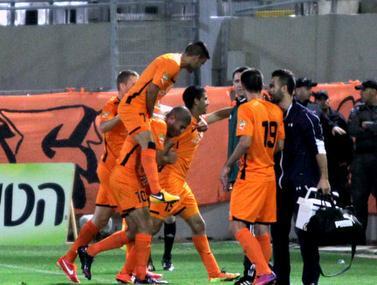 נס זמיר מעלה ל-0:1 מול מ. חיפה
