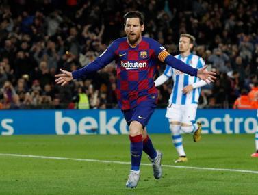 סיבה להתגעגע: שערי העונה הליגה הספרדית