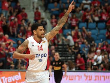 """1-0 בסדרה: ירושלים מנצחת את ב""""ש 85:68"""