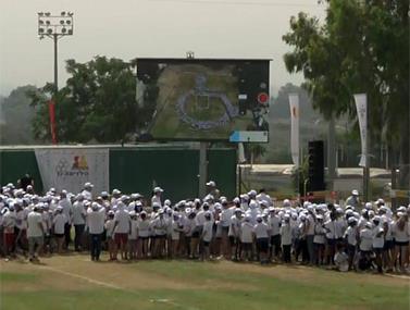 מדהים: שיא גינס נשבר באולימפיאדת הילדים