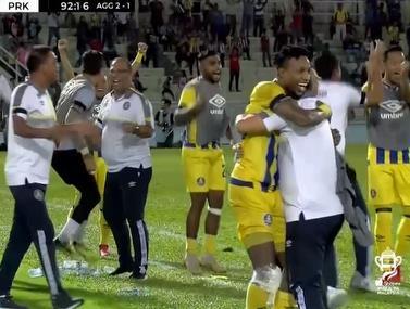 שער מדהים מתוך ליגת הכדורגל במלזיה