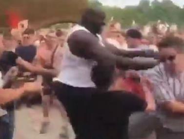לאמיצים בלבד: ריקוד פוגו עם שאקיל אוניל!