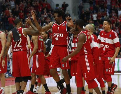 יורוקאפ: ירושלים מנצחת את זניט 81:97