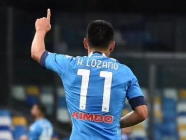 לוסאנו כובש תוך 9 שניות לנאפולי!!!