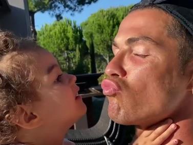 מי לא תרצה אבא כמו כריסטיאנו רונאלדו