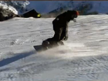 מקום יפה לעשות בו סקי..