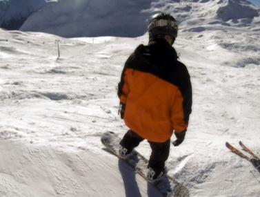 איפה בישראל תעשו סקי ככה?