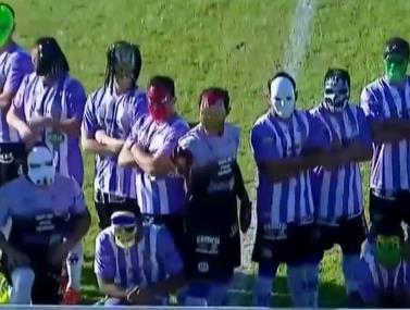 הקבוצה מהליגה הרביעית בארגטינה עשתה את הבלתי ייאמן