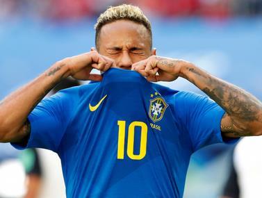 מי חתומה על הניצחון של ברזיל בדקה ה-90