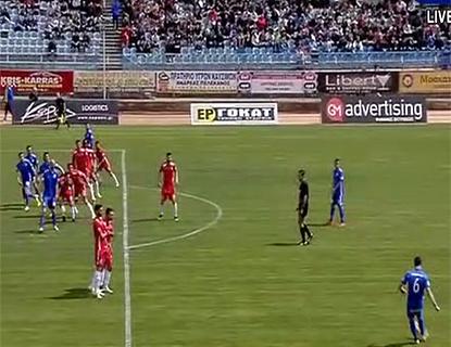 תפקוד כושל של קוון בליגה היוונית השנייה