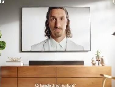 פרסומת חדשה של החלוץ השוודי