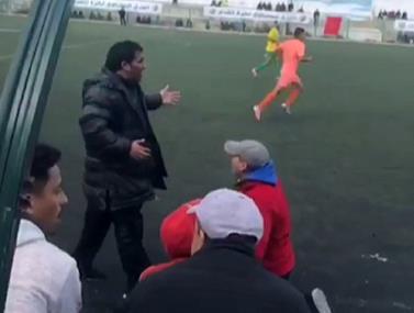 המאמן המרוקאי כבש את הרשת בזכות האמוציות שלו