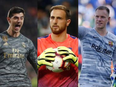 בידיים טובות: הצלות העונה בליגה הספרדית