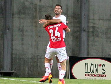רועי גורדנה קובע 0:2 מול חיפה