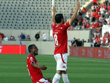 זגורי קובע 2:0 מול חיפה