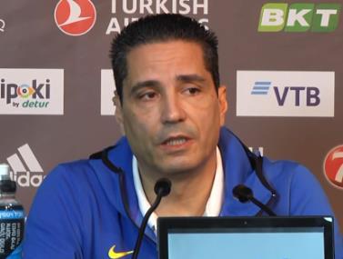 ספרופולוס מדבר לקראת המשחק מול ברצלונה