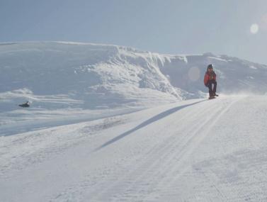 צפו: פעלולי סקי מדהימים