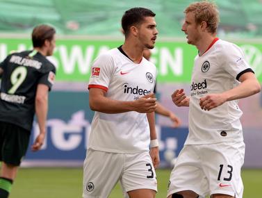 פרנקפורט מנצחת את וולפסבורג, 0:1 לברמן